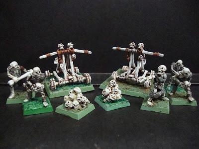 Catapulta lanzacráneos o Skullchucker