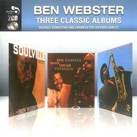 ben webster - three classic albums (2011)
