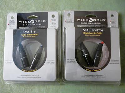 Wireworld Oasis  Starlight 6 AES/EBU Digital Cable