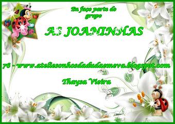 Sou Joaninha com Orgulho!
