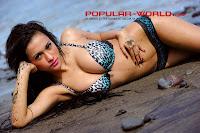 Amel Alvi for Popular World Magazine Photoshoot