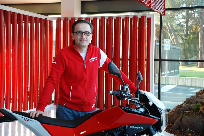 dr timo poser    responsibilities  director  finance husqvarna motorcycles