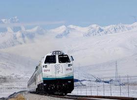 Ferrovia Qinghai-Tibete