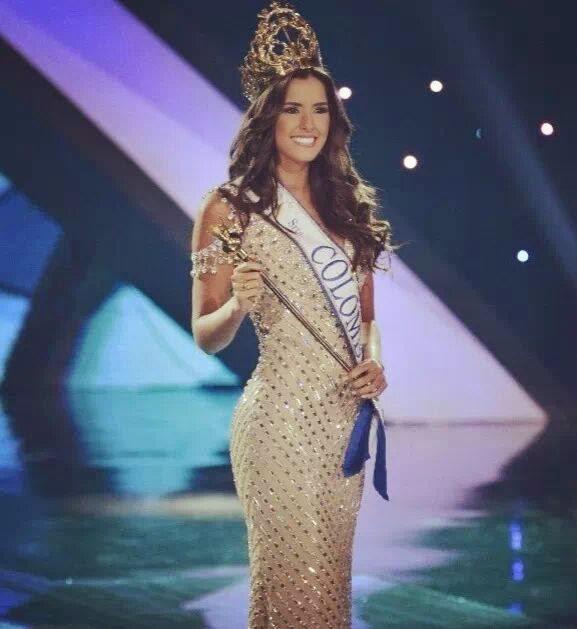 Miss Nigeria Wins Miss Congeniality As Miss Columbia Wins Miss Universe