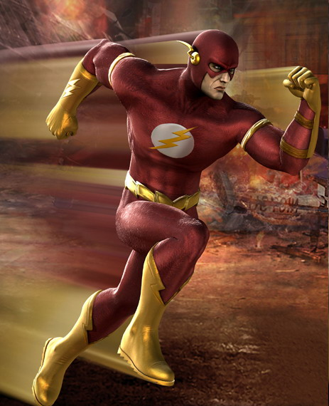 Flash Character Review