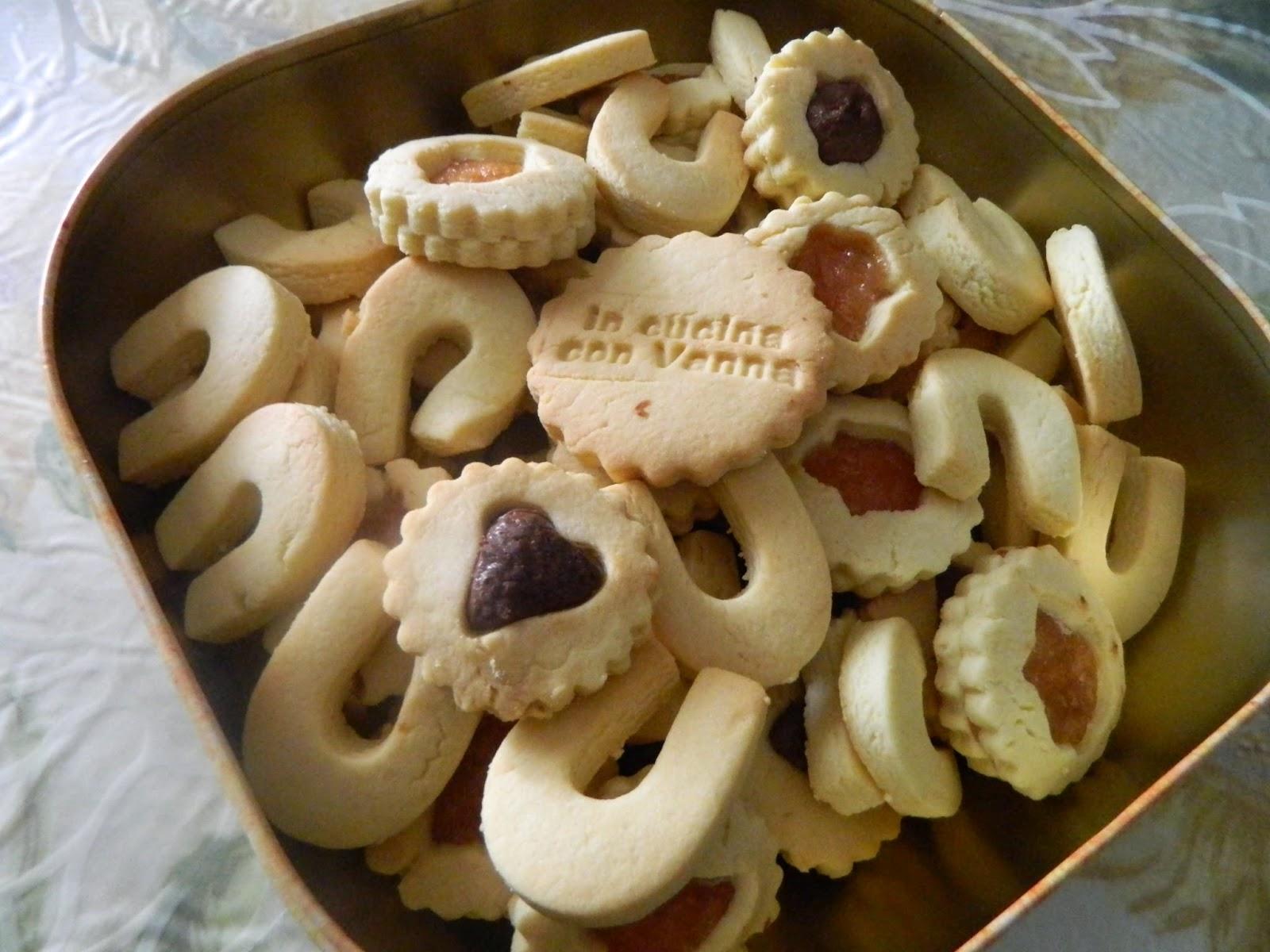 biscotti di semola al burro