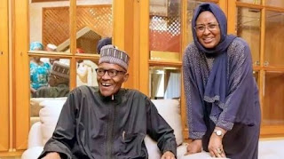 First Lady Aisha Buhari Condemns Foreign Medical Treatment