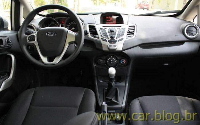 New Fiesta Hatch 2012 Fotos Pre 231 O Consumo E Ficha