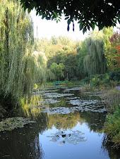 Claude Monet gardens, Giverny, France