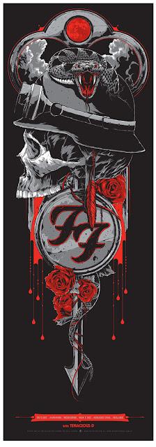 Ken Taylor poster illustration artwork