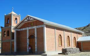 Mission Bolivien