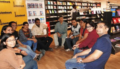 Potpourri Poetry Group Hyderabad
