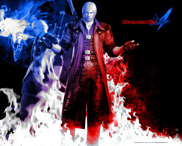 devil may cry 4 capcom