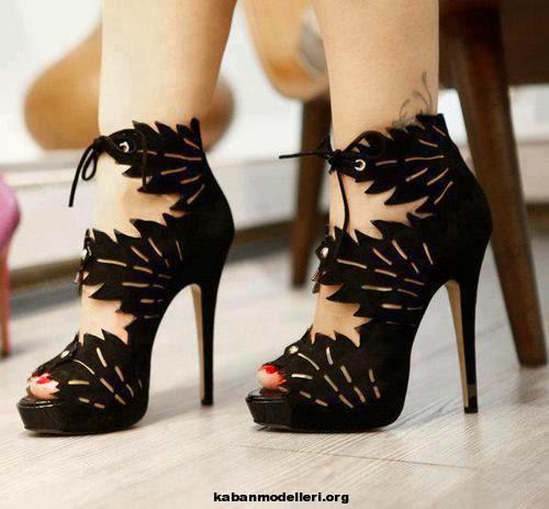En Yeni Moda Bayan Ayakkabıları