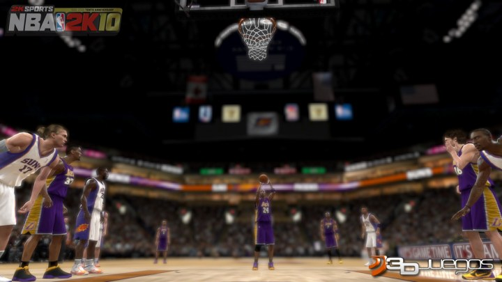 Capturas NBA 2K11 PC FULL