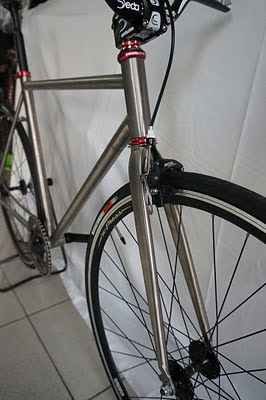 Fixie Titanium Single Speed