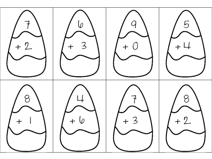 First Grade Fanatics Candy Corn Pssst we have some freebies – Candy Corn Math Worksheets