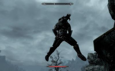 глюк из игры Скайрим Skyrim