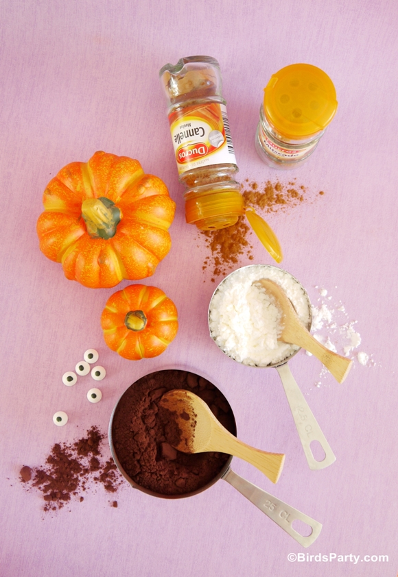 ... |Ideas: Make Your Own Witch's Brew aka Pumpkin Spice Hot Cocoa Mix