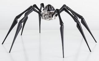 pendule MB&F & L'Epée 1839 Arachnophobia
