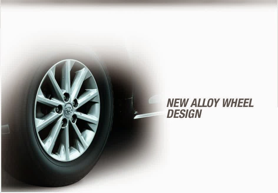 new alloy wheel toyota camry