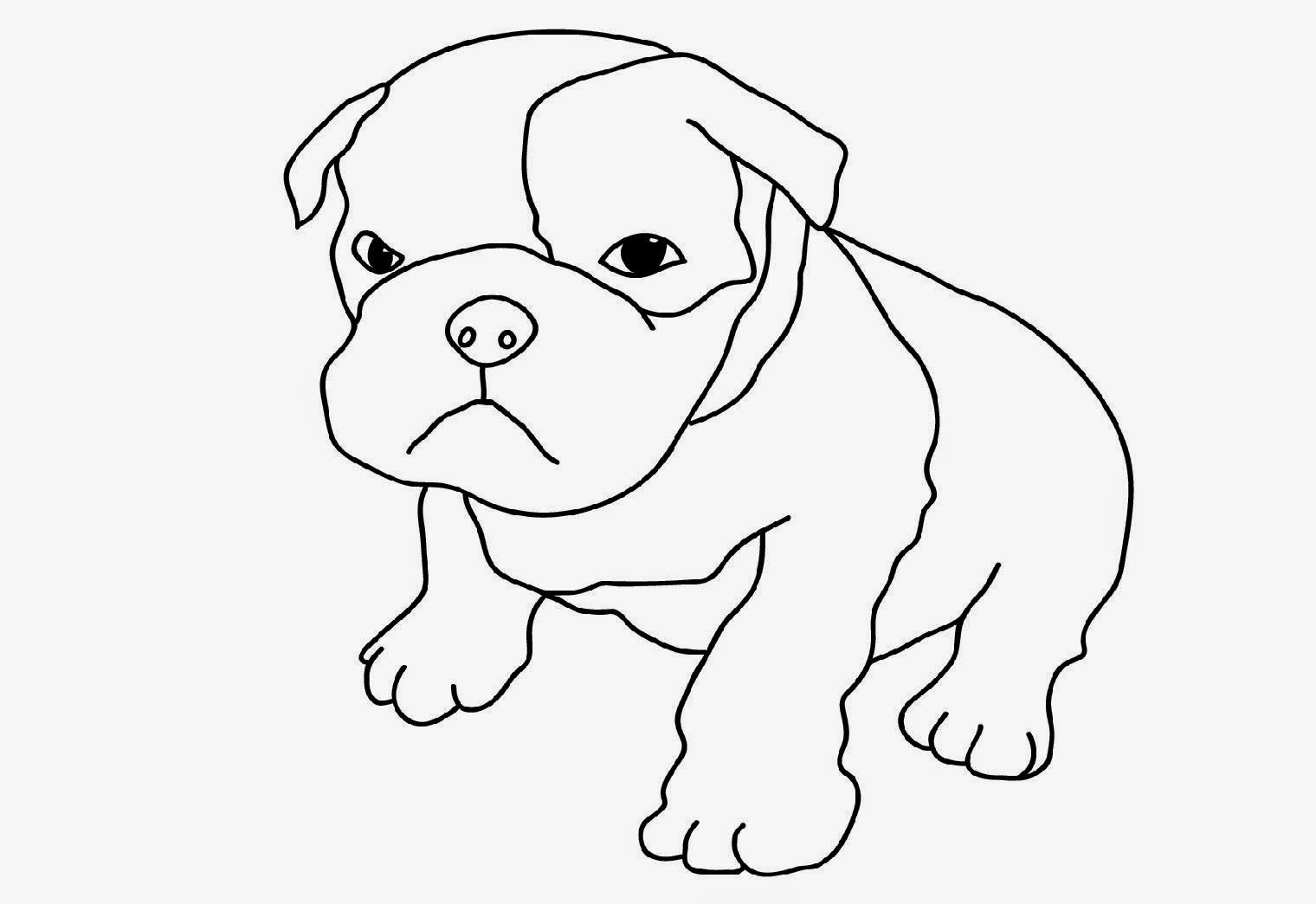Color pictures of dogs free coloring pictures for Coloring pages of dog