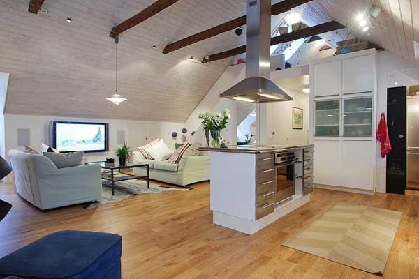 Creative & ordinette: loft style 2   arredare un loft o attico