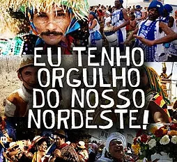 #MenosÓdioMaisNordeste