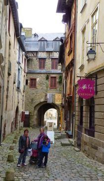 Rue Mordelaise, Rennes.