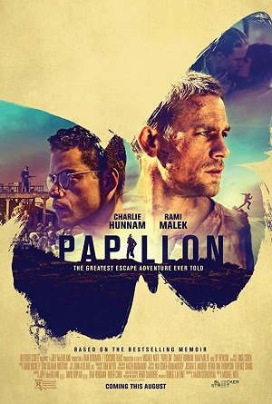 Filme Papillon - Legendado 2018 Torrent