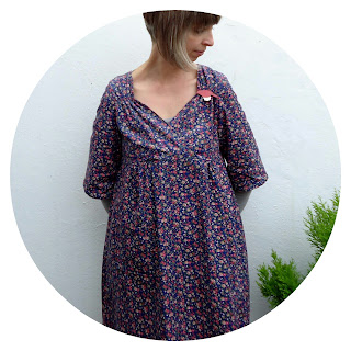 Happy Homemade Sew Chic: Tunic K