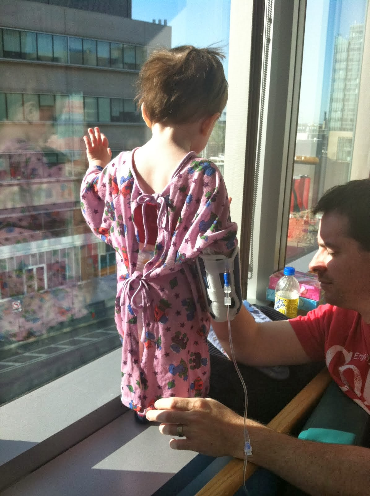 Ian at The Children's Hospital of Philadelphia