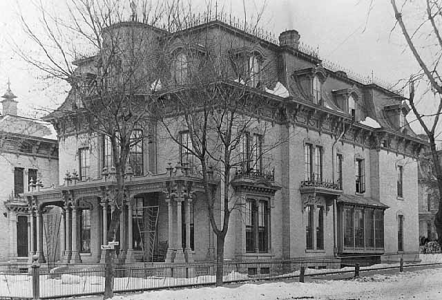 James J Hill Mansion 1889 Victorian House Restoration