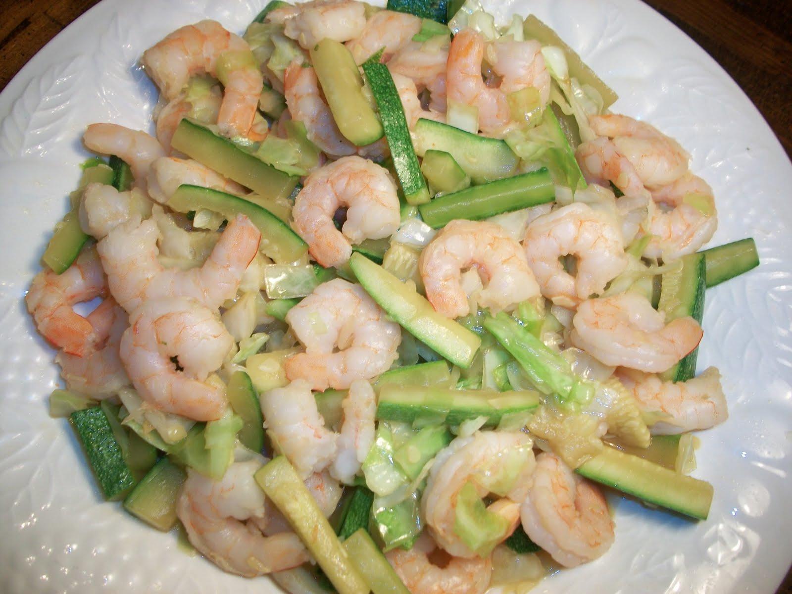 Garlic and Herb Squash Stir Fry | Sandy\'s Kitchen