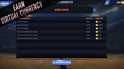 NBA 2K16 v0.0.21 Apk Screenshot