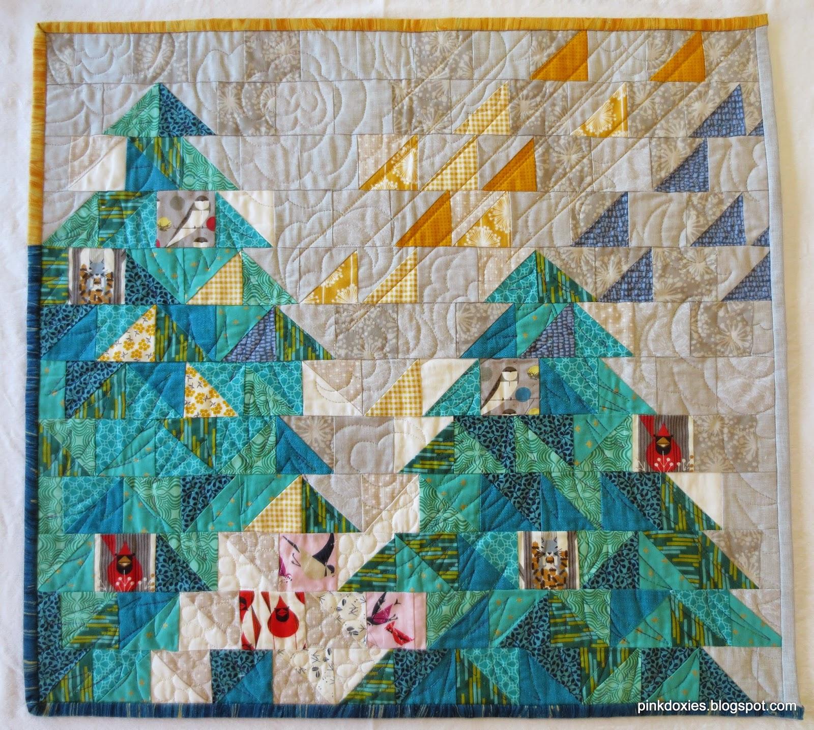 HST tree quilt