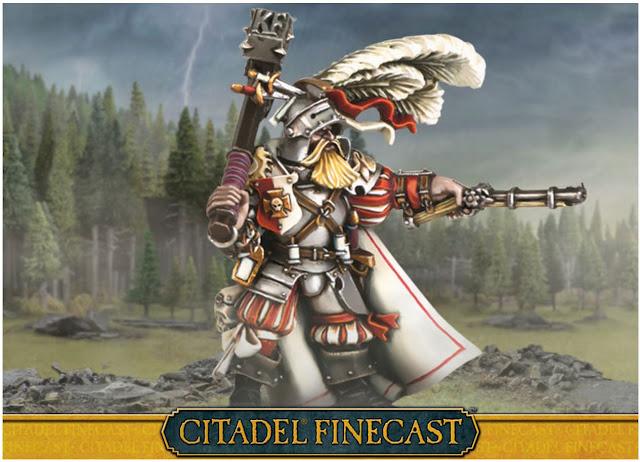GW Citadel Finecast miniature pics