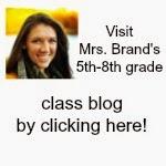 Mrs. Brand's blog