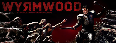 Wyrmwood aussie zombie movie
