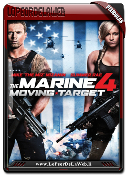The Marine 4: Moving Target (2015) DVDRip Latino