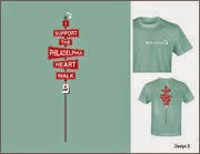Heart Walk Shirt D