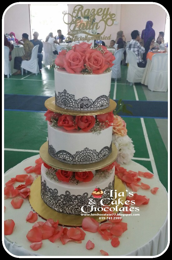 Wedding Cake 4
