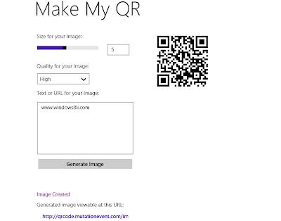 Make My QR