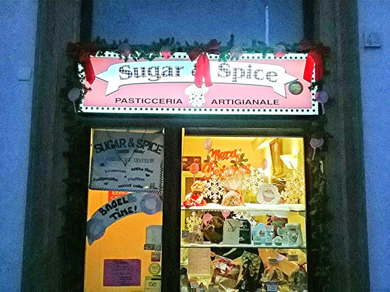 sugar spice bakery firenze