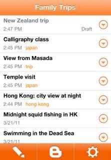 aplikasi blogging android