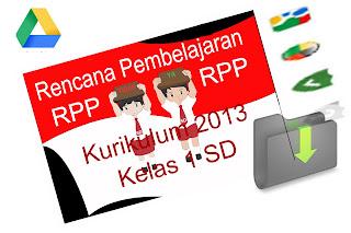 RPP , Silabus , KKM , Prota , Promes Kelas I dan 2 Kurikulum 2013 semester I dan II