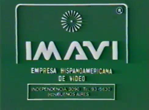 Del Cine a Tu Casa (o del Celuloide al VHS)