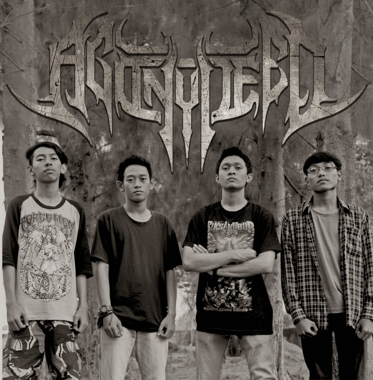 Agony Deep Surabaya Death Metal Band