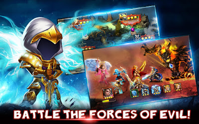 League of Angels - Fire Raiders 2.4.4.10 Game For Android