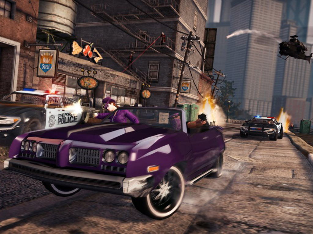 Saints Row: The Third For Pc Download Free Game Full Version